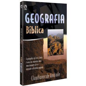 Geografia-Biblica
