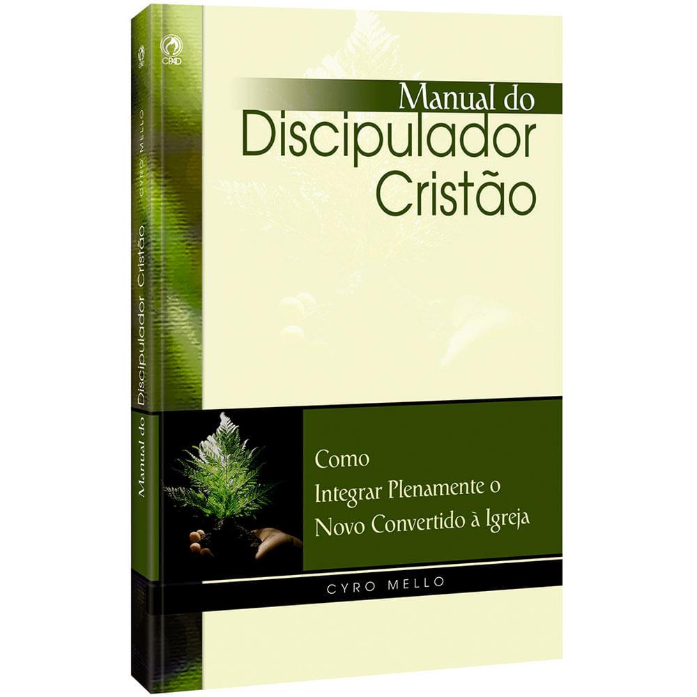 Manual-do-Discipulador-Cristao