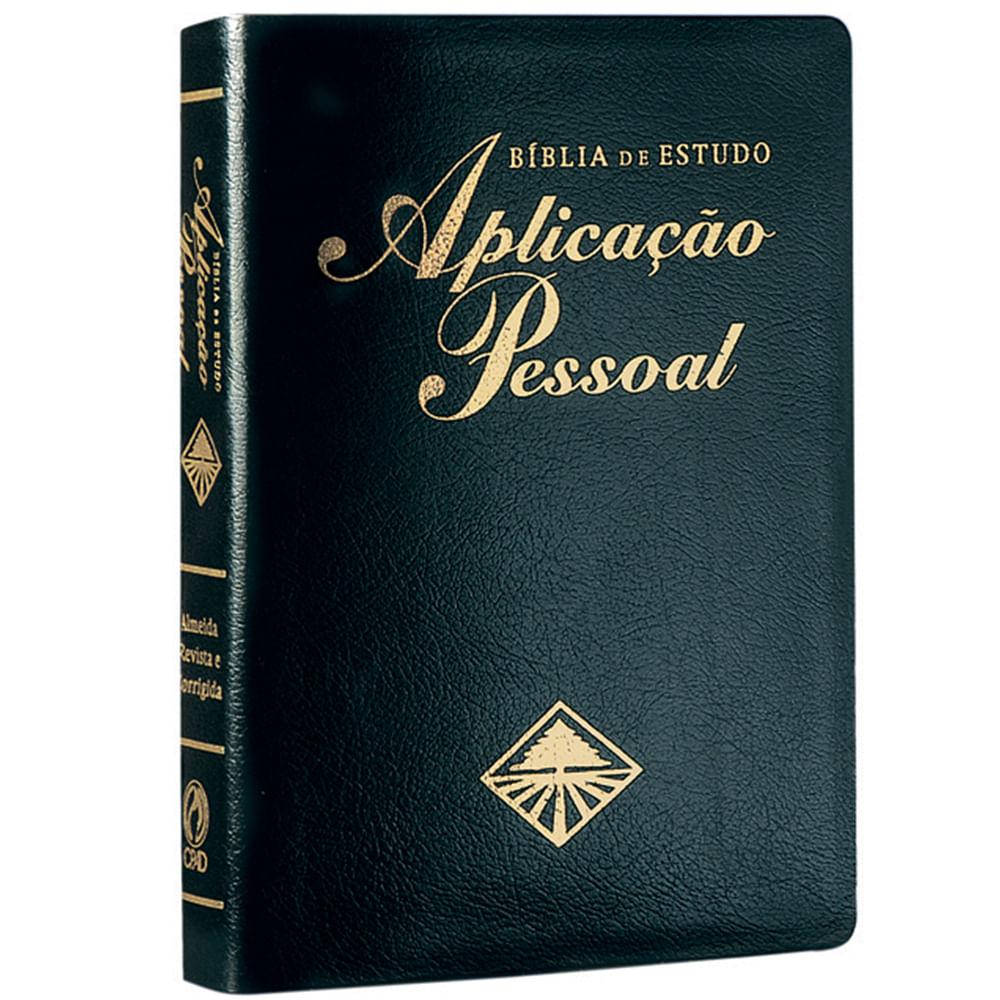 Biblia-de-Estudo-Aplicacao-Pessoal-Media---Luxo---Preta