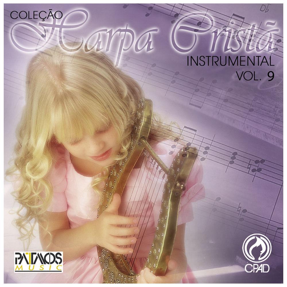 Harpa-Crista-Instrumental-vol.-9
