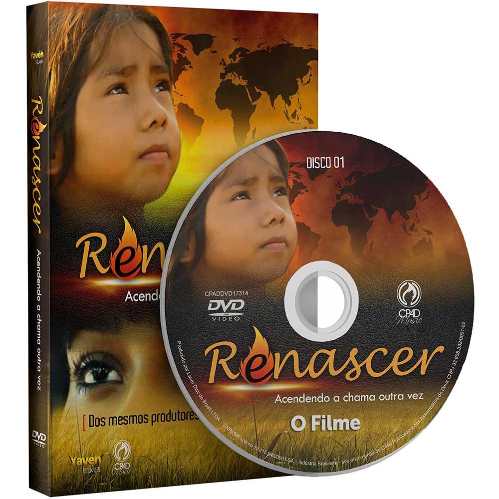 Filme Gospel Renascer – Acendendo a Chama Outra Vez