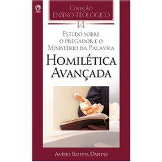 Homiletica-Avancada---Vol-XIV