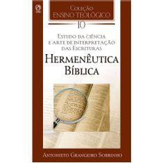 Hermeneutica-Biblica---Vol-X