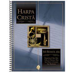 Harpa-Crista-com-Musica---Mi-Bemol--Eb-