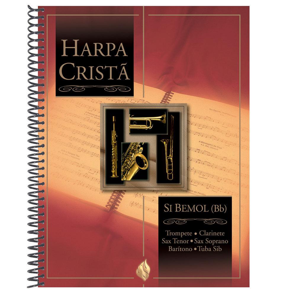 Harpa-Crista-com-Musica-Si-Bemol--Bb--