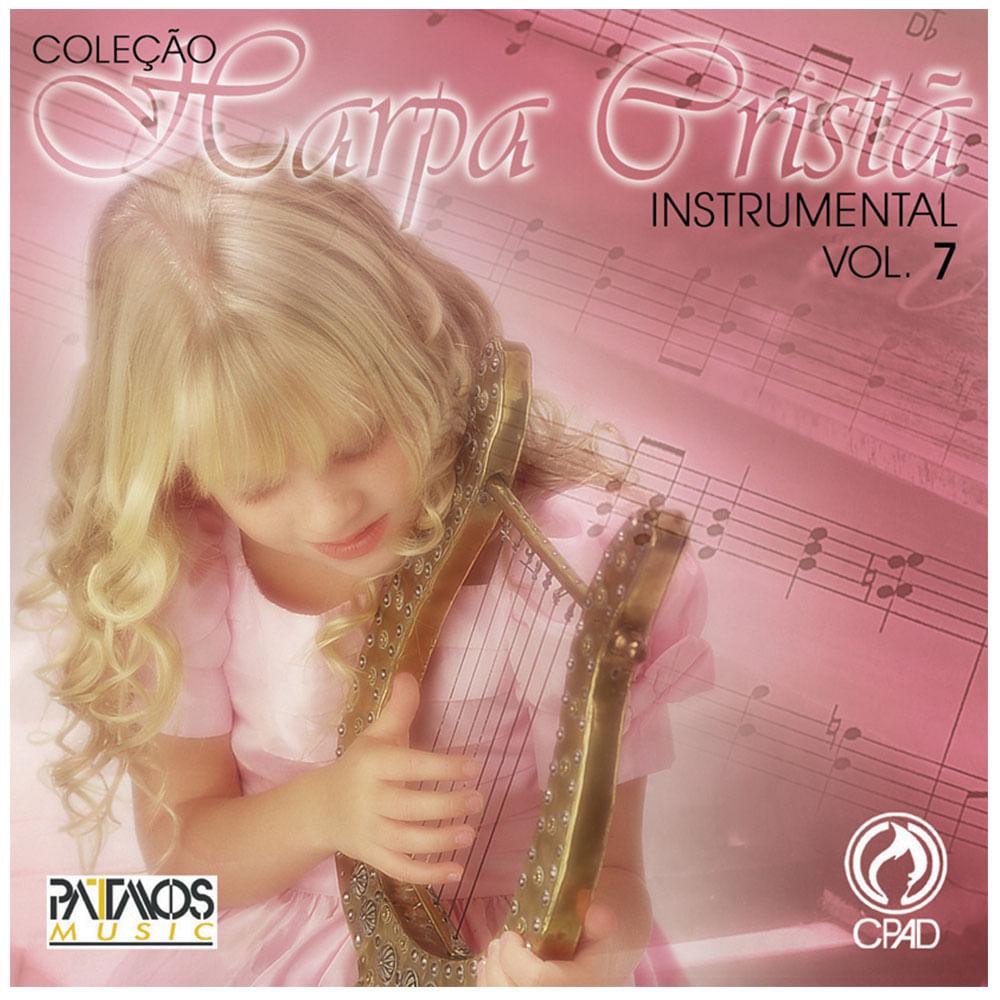 Harpa-Crista-Instrumental-vol.-7