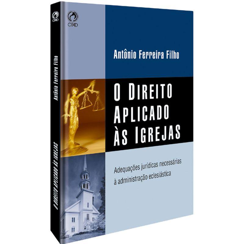 O-Direito-aplicado-as-Igrejas