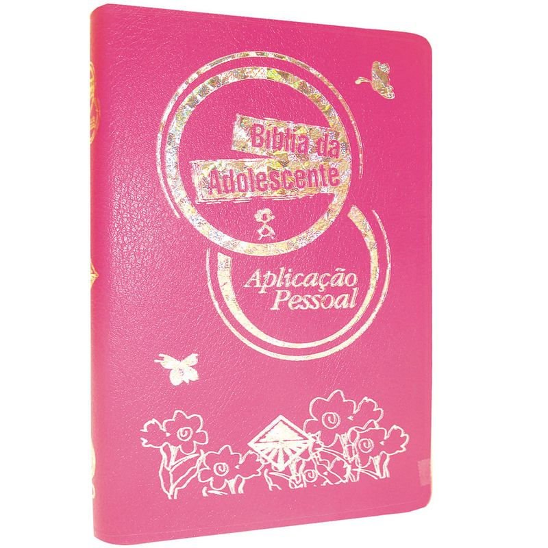 Biblia-da-Adolescente-Aplicacao-Pessoal-luxo-Rosa