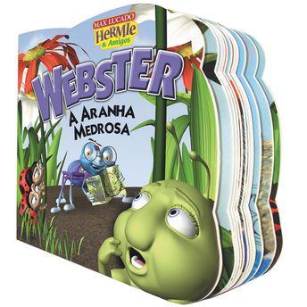 Webster-–-A-Aranha-Medrosa