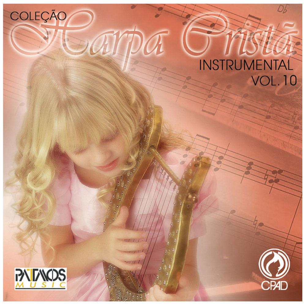 Harpa-Crista-Instrumental-vol.-10