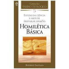 Homiletica-Basica---Vol-V