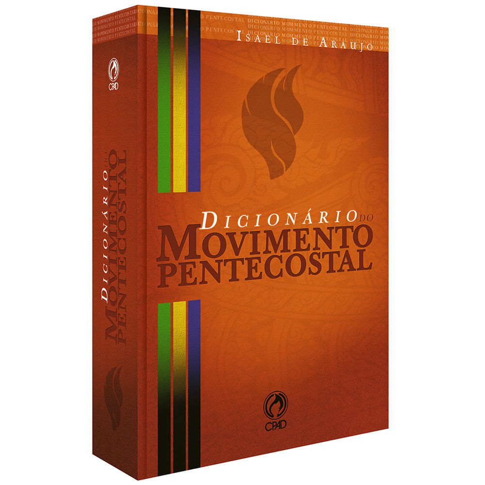 dicionario do movimento pentecostal