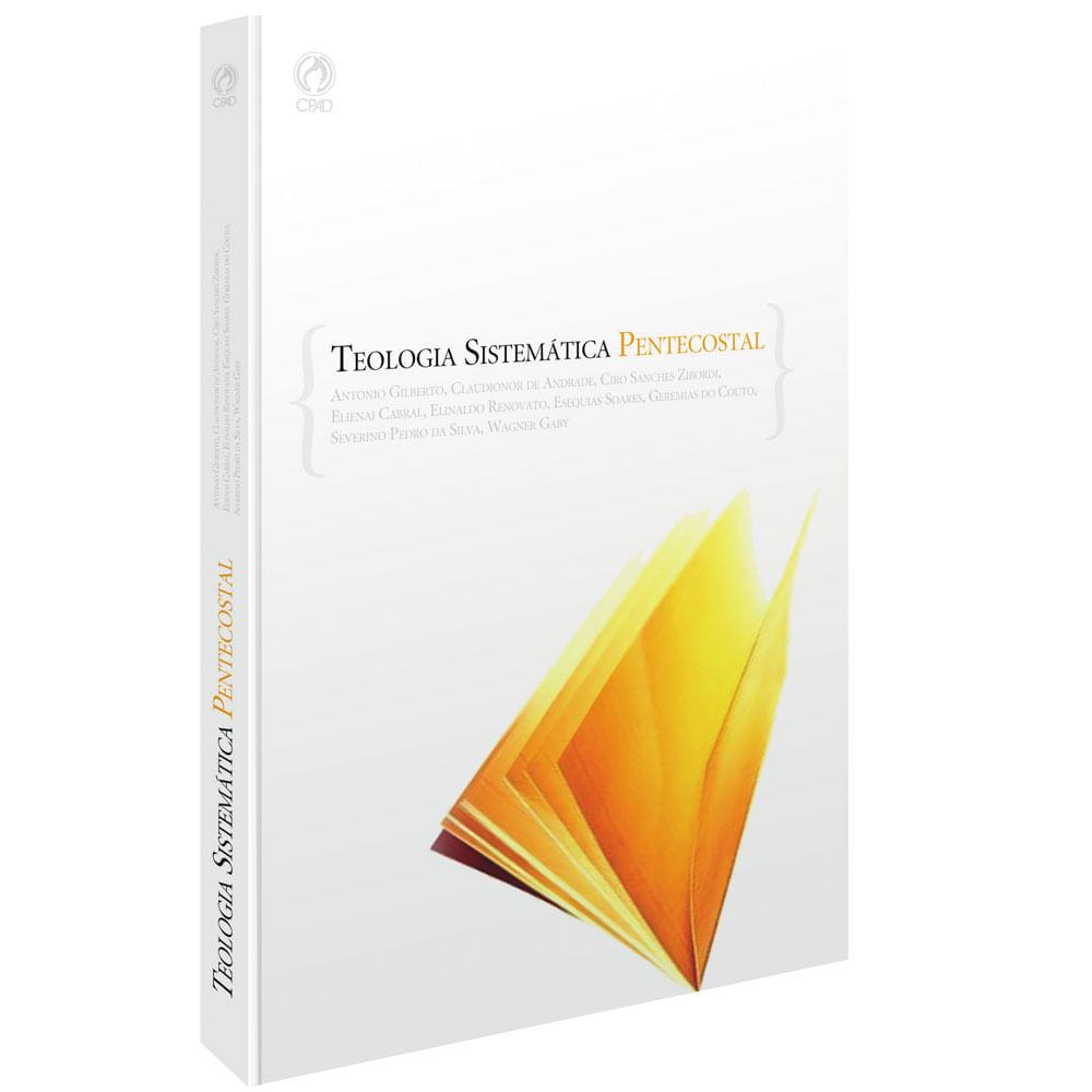 livro teologia sistematica pentecostal