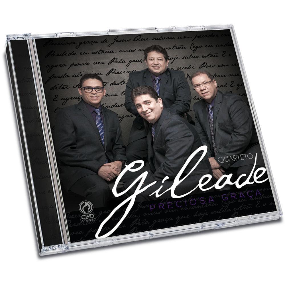 cd do quarteto gileade gratis