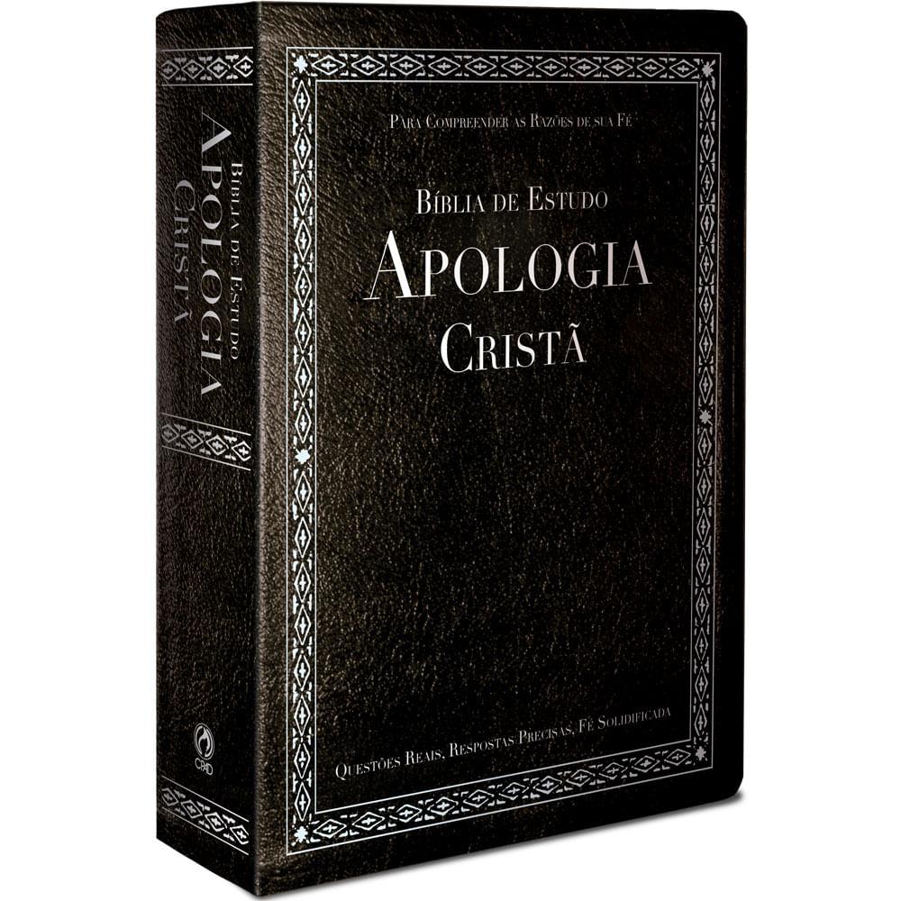 BIBLIA-APOLOGIA-CRISTA-PRETA