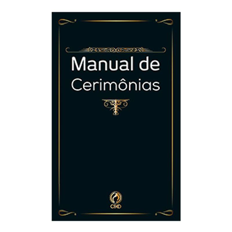 CapaManualdeCerimonias